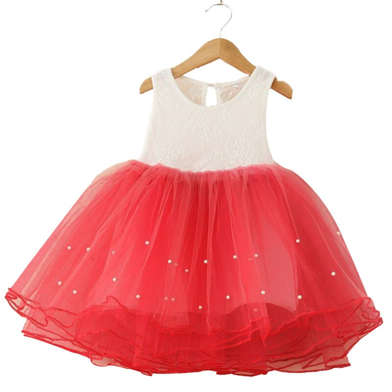 2015 new white dress for baptism princess party children clothes christmas dresses for girls kids infant clothing vestidos girls(China (Mainland))