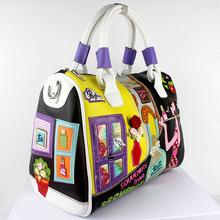 2016 new prouence style Women handbags Bag Perfume Lovely girl Handbag sac a main borse di