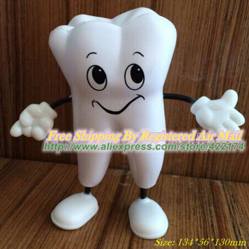 Здесь можно купить  Free Shipping Tooth Figure Squeeze Toy PU Tooth Stress Reliever Dental Promotional Gifts Free Shipping Tooth Figure Squeeze Toy PU Tooth Stress Reliever Dental Promotional Gifts Офисные и Школьные принадлежности