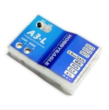 Eagle A3-L 3-Axis Gyro RC Fixed-Wing Airplane Flight Stabilization Controller