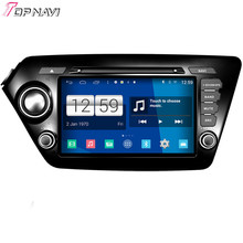 Top Newest Free Shipping Quad Core S160 Android 4.4 Car DVD Navigation For K2 With 16GB Flash Wifi Bluetooth GPS Mirror Link