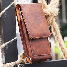 Universal Fashion Man Waist Bag Case With Clip Belt For Samsung Galaxy S4 S5 S6 Edge Plus S7 Edge Note 3 4 5 A5 A7 A8 J5 J7 2016(China (Mainland))