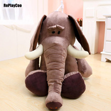 Buy 40cm/16'' Kawaii Baby Animal Elephant Style Doll Stuffed Plush Toys Elephant Plush Pillow Bed Cushion Stuffed Gifts Kids 03 for $11.78 in AliExpress store