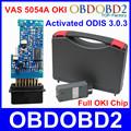 Newest ODIS 3 0 3 VAS5054A OKI Full Chip VAS 5054A Bluetooth USB VAS5054 A Support