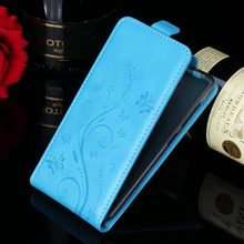 Luxury Leather Case ZTE V7 Lite Flip Painting Cover Blade Wallet Card Slot Mobile Phone Bag&Cases - TOP&CASE store
