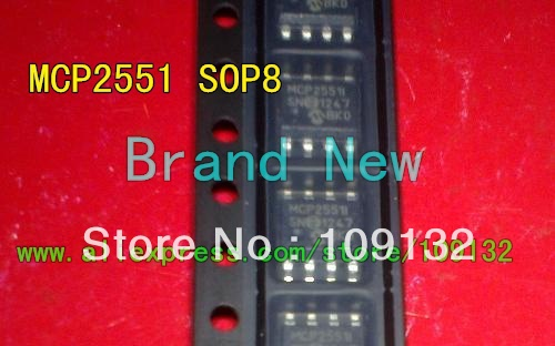 MCP2551I MCP2551ISN MCP2551-I/SN MCP2551 MCP2551T-I/SN SOP8 NEW IN STOCK