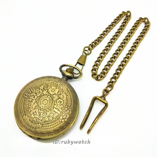 sample design big size pocket watch for free shipping(China (Mainland))