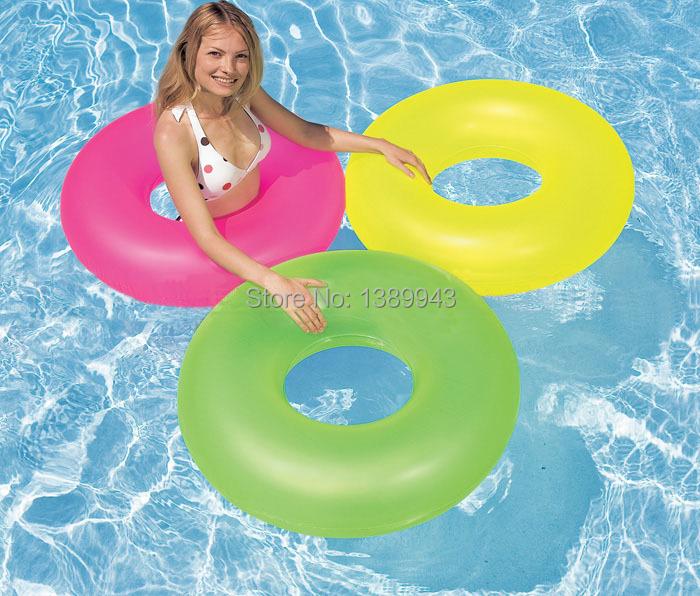 Free Express 3 Pcs Lot Intex Swim Ring Inflatable Pool Accessories Adult Swim Ring Swim Wrap