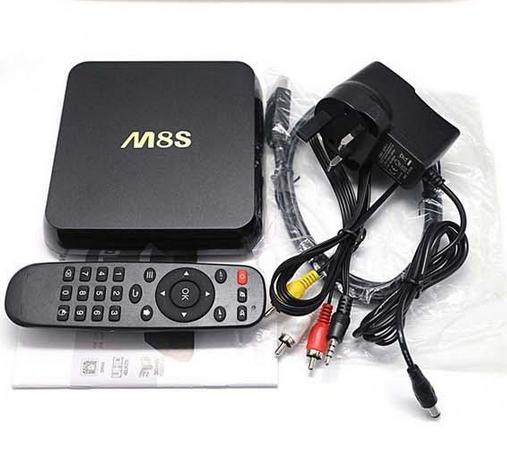 UK M8S Amlogic S812 Quad Core Android TV Box XBMC 13.2 Android 4.4 KitKat<br><br>Aliexpress