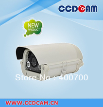 EC-W6536 CCTV CCD Waterproof IR Vehicle License Plate Camera security surveillance equipment(China (Mainland))