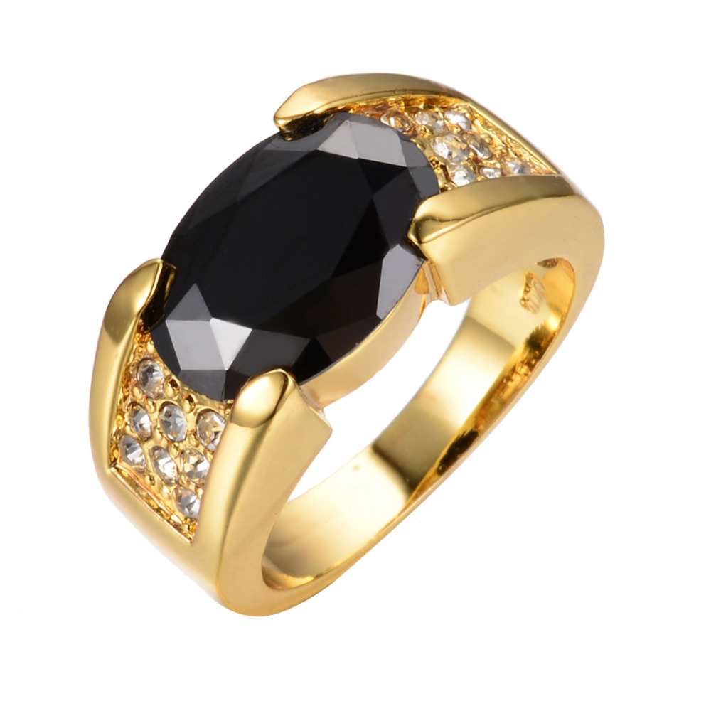 Online Buy Wholesale Mens Yellow Sapphire Ring From China