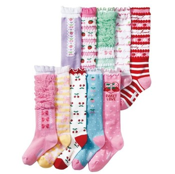 10 different colors size 15-19 beautiful girls stockings children stocking baby stocking infant  baby  girl gift