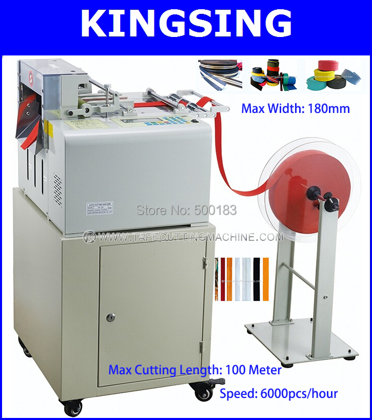 KS-130L(220/110V)Tape Cutting MachineWith Auto-stop Roll End Sensor+ Free shipping! by DHL air express (door to door service)(China (Mainland))