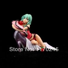 Free Shipping Japanese Anime VOCALOID Hatsune Miku Romeo and Cinderella Sexy PVC Figure Model