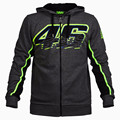 2016 Brand New Men s Clothing Valen Rossi VR46 Hoodies Sweatshirts MotoGP Hoodies Motorcycle Casual Winter