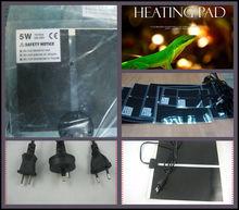 30pcs/lot hot selling 5W  Heat Heated Heater Pad Bed Mat For Pet Reptile Amphibians reptile heating mat P408(China (Mainland))
