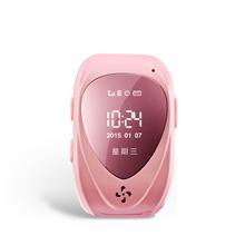Jm09 многофункциональный дети студенты Smartwatch смарт часы с GPS / SOS / GSM / GPRS / связь / время / дата