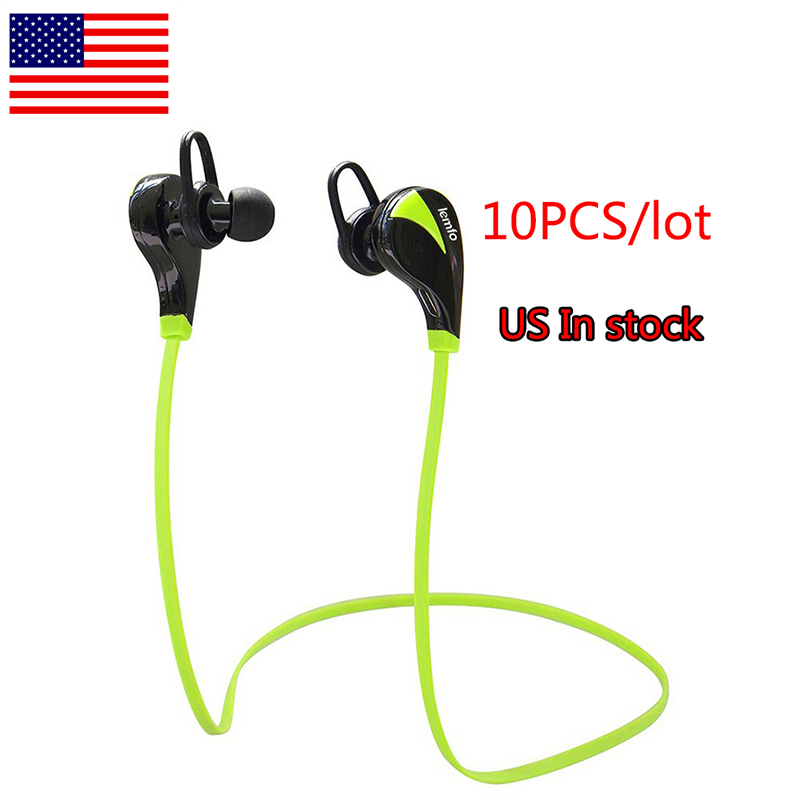 Original G6 Bluetooth Earphone 10pcs/lot Stereo Sports Headset for iPhone Samsung Huawei Xiaomi LG HTC Nokia phone Wholesale(China (Mainland))