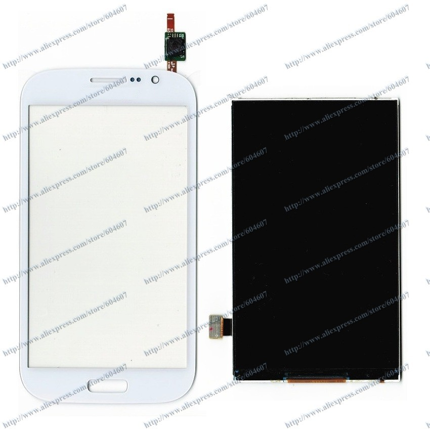 White OEM Replace Touch screen Digitizer+LCD Display Samsung Galaxy Grand Neo Plus I9060 GT-I9060 9060 Phone - E-best Digital Store store