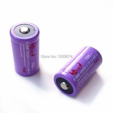Электронной сигареты аккумулятор 14A высокая мощность IMR 18350 3.7 В 700 мАч литий-ионная аккумуляторная батарея бесплатная доставка
