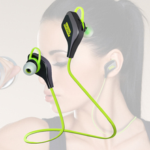 Wireless Bluetooth 4.1 Earphone BX200 Stereo Super Bass Sport Running Earphone Noise Cancelling Headset With Mic for PhonesO25