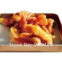 Free Shipping Apricot 600g the seedless pure apricot dried fruit snacks Xinjiang China