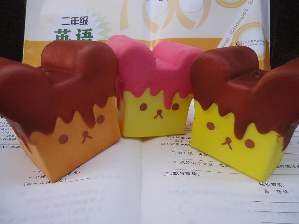 Rilakkuma Tag Squishy Supplier : Aliexpress.com : Buy 10pcs/lots 8cm Jumbo slow rising honey rilakkuma squishy with tags from ...