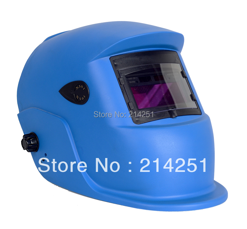 2014 Top Fashion New Arrival Freeshipping Nylon Welding Machine Welding Helmet X501(China (Mainland))