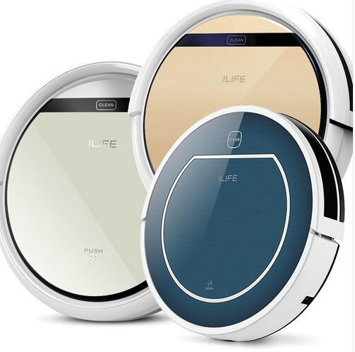 DHL freeshipping CHUWI ILIFE V5 V5PRO V7 Bluetooth Mini Robotic Vacuum Cleaner for Home APP Bluetooth Remote Control(China (Mainland))
