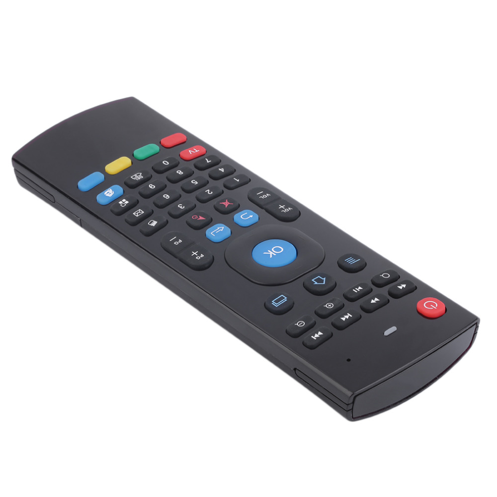 2016 Nnewest T3 IR 2.4G Wireless Remote Control Keyboard Air Mouse For PC Android TV Box 87 keys(China (Mainland))