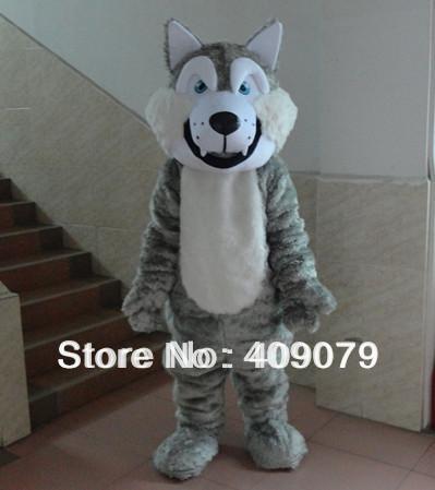 Wolf furry costume - photo#18