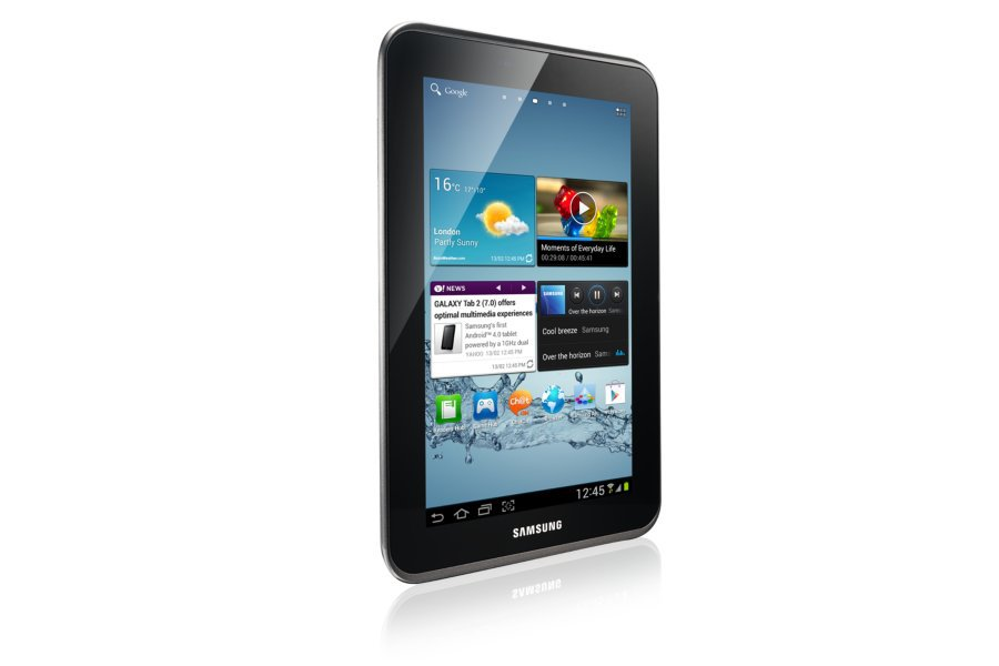 7 Inch Original samsung galaxy tab 2 P3110 P3113 Android 4 0 tablets 1 2GHz 1024x600