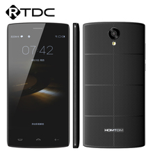 In Stock Original HOMTOM HT7 Mobile Phone Android 5.1 MTK6580A 1G RAM 8G ROM 1280x720 5.5 Inch HD 8.0MP Wifi GPS WCDMA(China (Mainland))