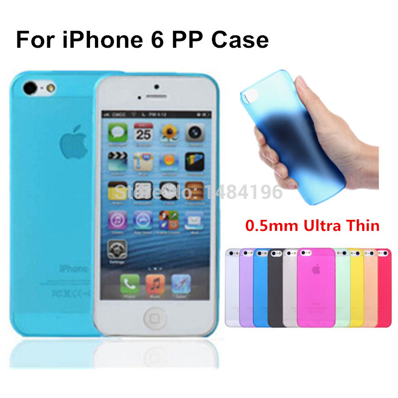 4.7 inch iphone 6 case n61 2014 Fashion Ultra Thin Slim Transparent Design Cover Case iphone6 1 Piece - Jinfan E-Commerce Co., Ltd. store