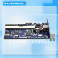 FREE SHIPPING One port Digital telephony card for asterix server PCI-E interface