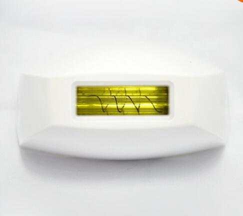 Replaceable flash lamp head lamp laser epilator for Popular permanent hair removal laser epilator for men women(China (Mainland))