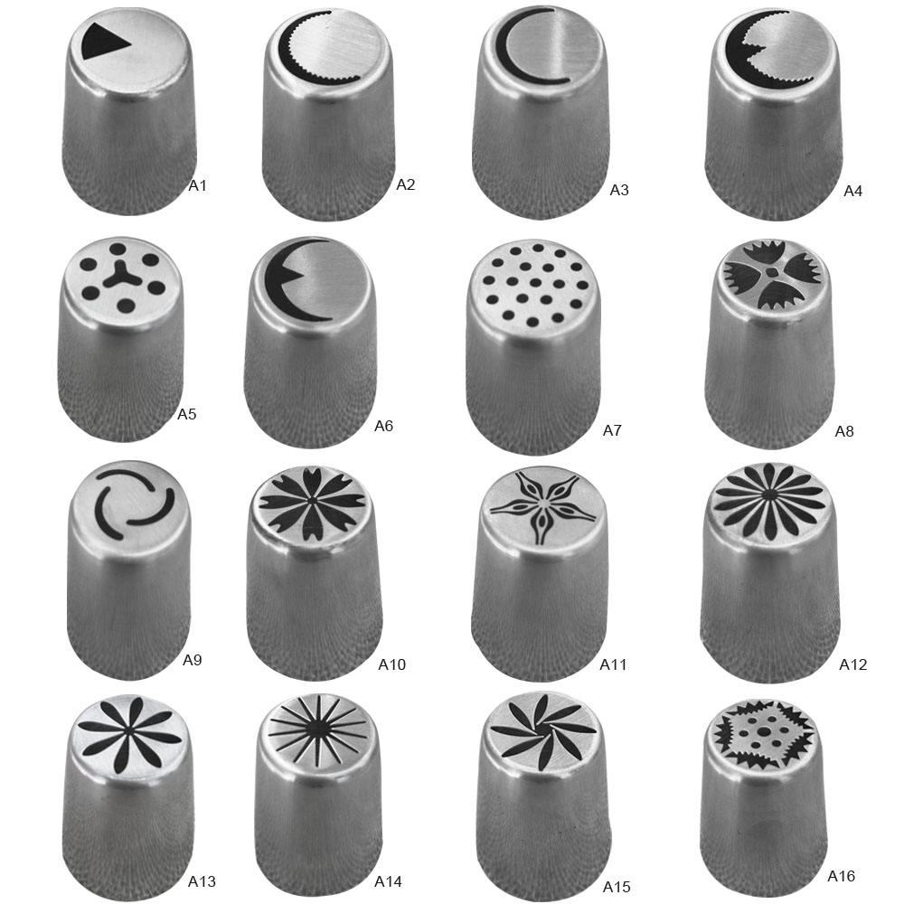 1PC Russian Tulip Stainless Steel Icing Piping Nozzles Cakes Cupcakes Rose Pastry DIY Cake Tools Decorating Tips Tool VBN74P50(China (Mainland))