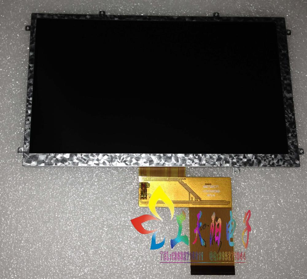 New 7 inch LCD screen display screen KR070PE7T H-B07021FPC-72 Freelander PD10(China (Mainland))