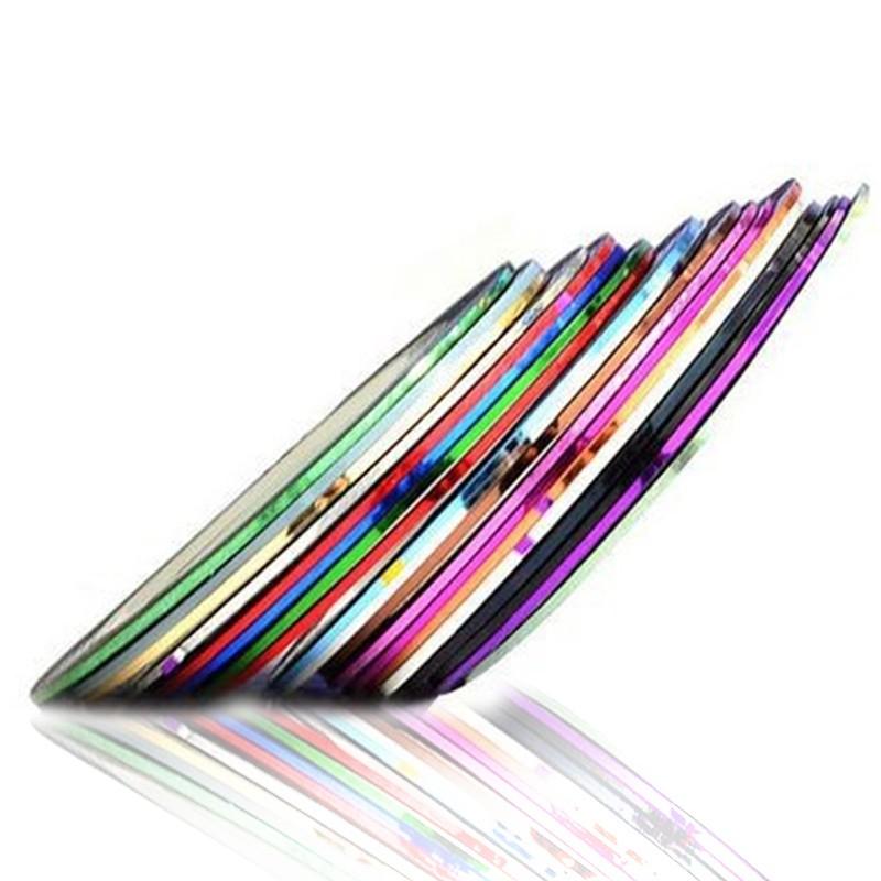 Nail Striping 01