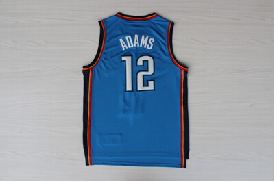 New Arrival Hot Sale!!! #12 Steven Adams Jersey,Embroidery Logos,Authentic Jersey ,Rev 30 New Material Basketball  -Free Shippin<br><br>Aliexpress
