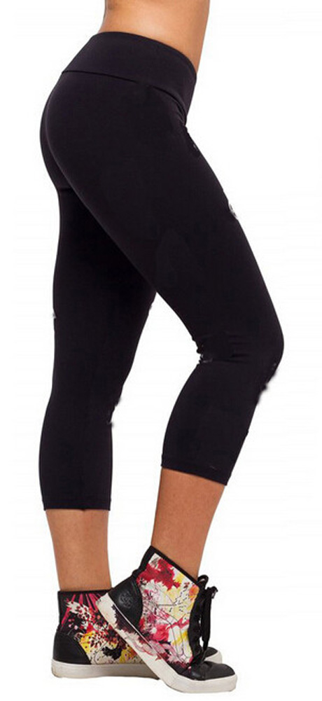 Popular Keep It Cool With The Mesh Detail On These Fun Capris Gaviota Capri