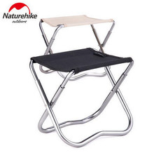 Naturehike Outdoor Fishing Chair Super Light Weight Portable Folding Stool Travel Camping Barbecue Beach Backrest Chairs(China (Mainland))