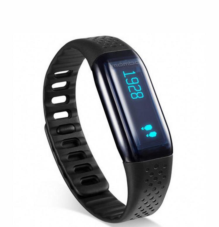 Lifesense Mambo Heart Rate Monitor Sports Wrist Band Sleep Tracker Smart Band Bluetooth 4.0 Bracelet for iOS Android(China (Mainland))