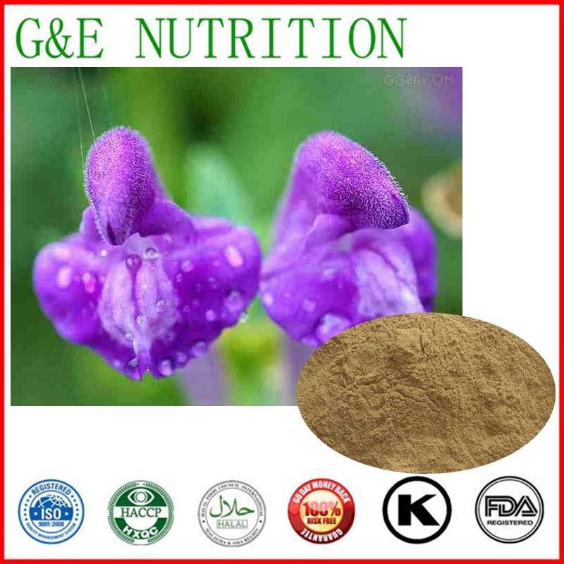Natural Herbal scutellariae barbata Plant  extract Powder 500g/Lot <br><br>Aliexpress