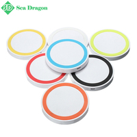 QI Wireless Charging Charger Power Pad For iPhone for Samsung Galaxy Note4 for LG Nexus for Nokia wireless charger free shipping