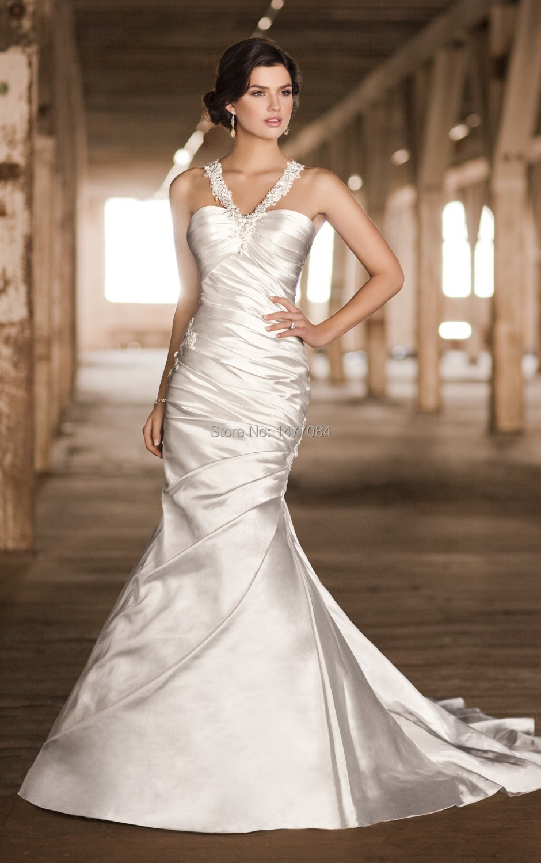 Robe de mari e photos des robes de mariage de concepteur for Concepteur de robe de mariage russe