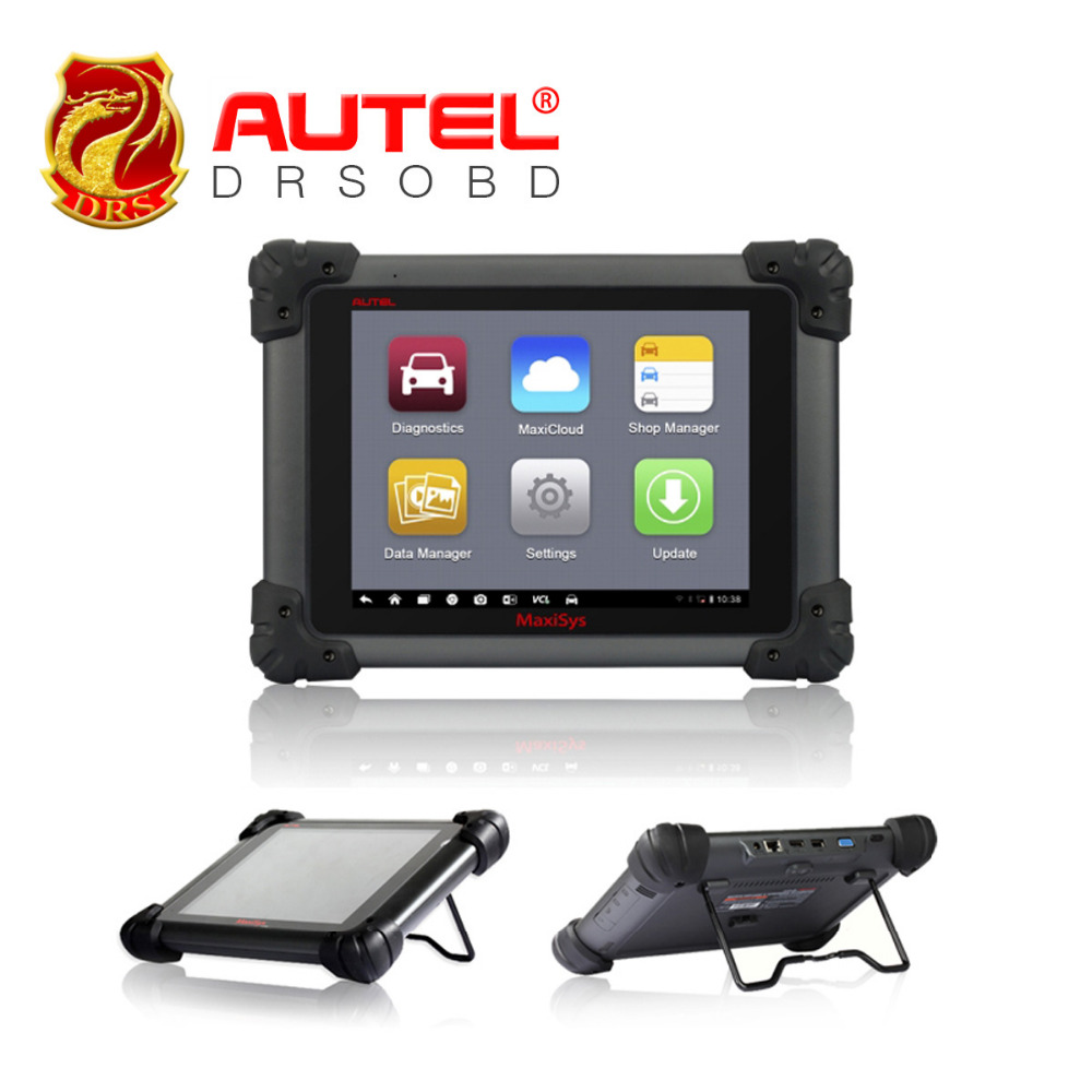 Autel MaxiSys Pro MS908P Car Bluetooth/WIFI Diagnostic / ECU Programming Tool with J-2534 System Update Online Multi-Languages(China (Mainland))