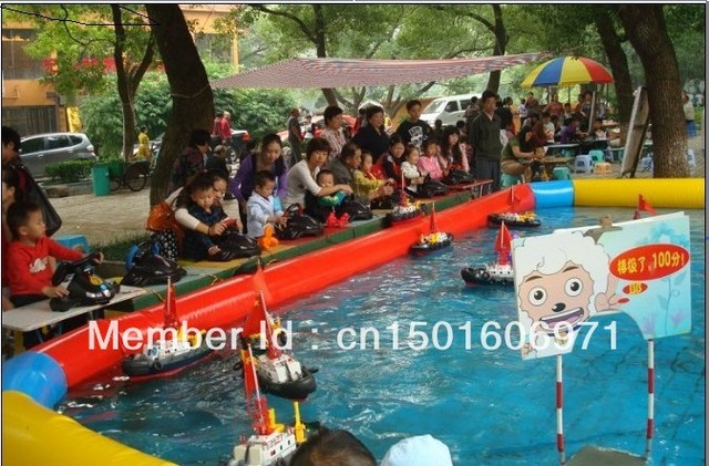 Factory direct water boat equipment recreation inflatable pool hot
