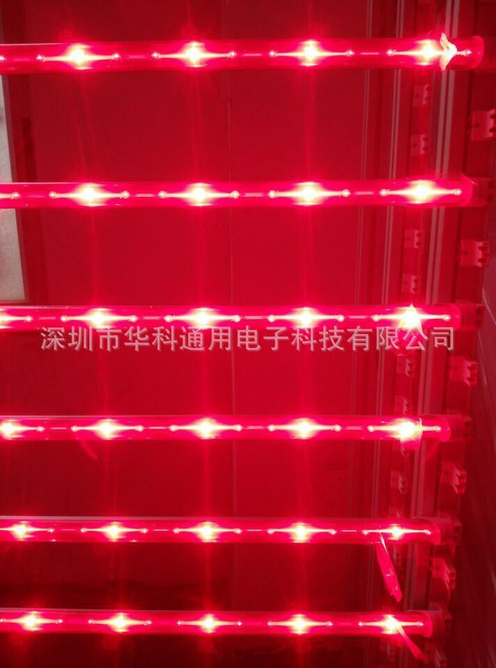 2015 New led grow cob T8 lamp whole plant red single 1W high power 730: 660nm 0.6m 18W OEM fitolampy plants for greenhouse<br><br>Aliexpress
