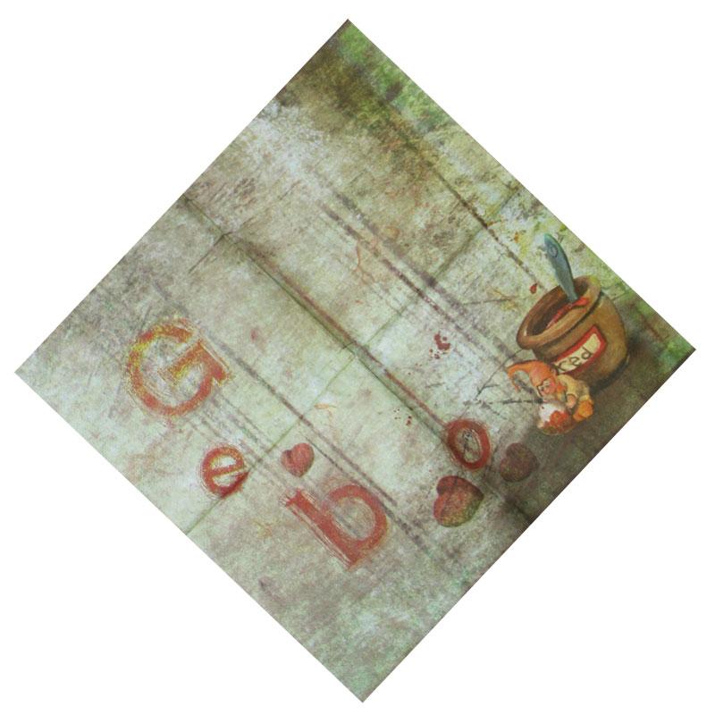 product Makanan-grad Tabel serbet handuk kertas tisu saputangan cetak decoupage kerajinan pernikahan ulang tahun partai festival dekorasi cafe cangkir tikar